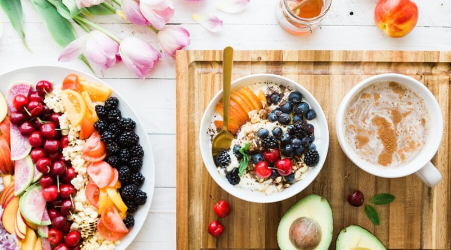 Balanced Diet to transform into a Healthy You