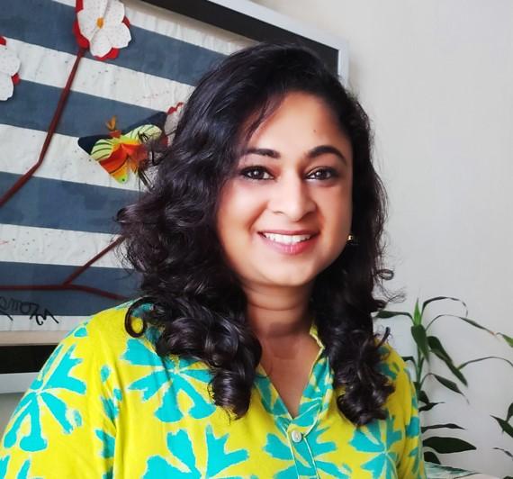 Soma Chatterjee