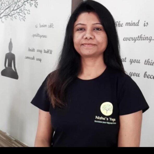 Nisha Dhinjiyani