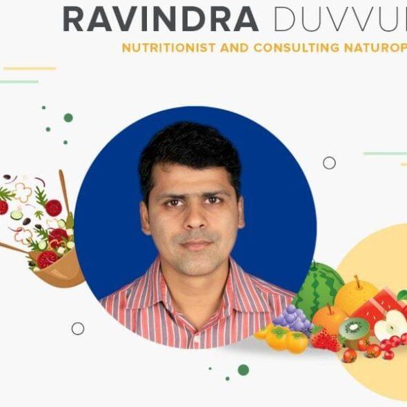 Ravindra Duvvuri