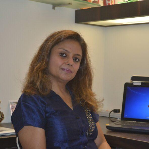 Deepa Nandy