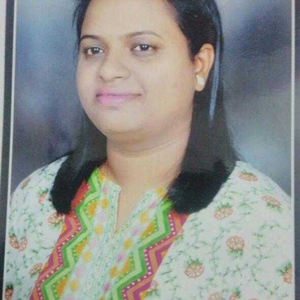 Shraddha vijay Pednekar
