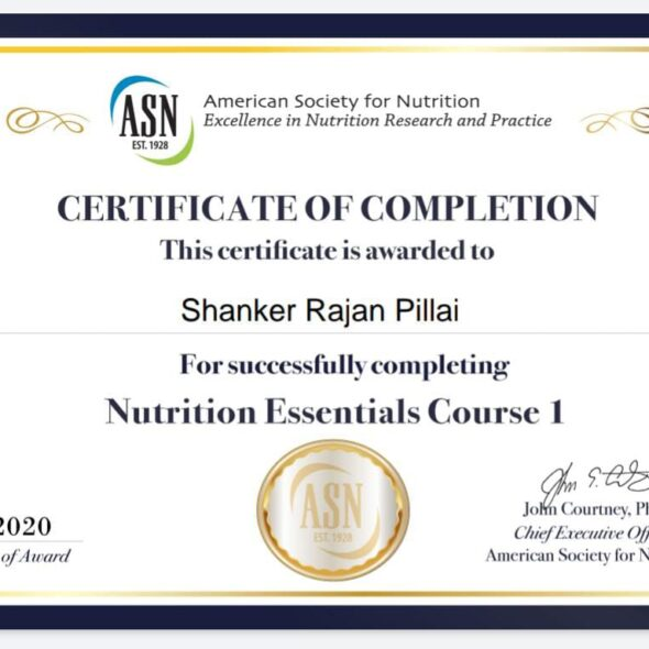 Shankar R