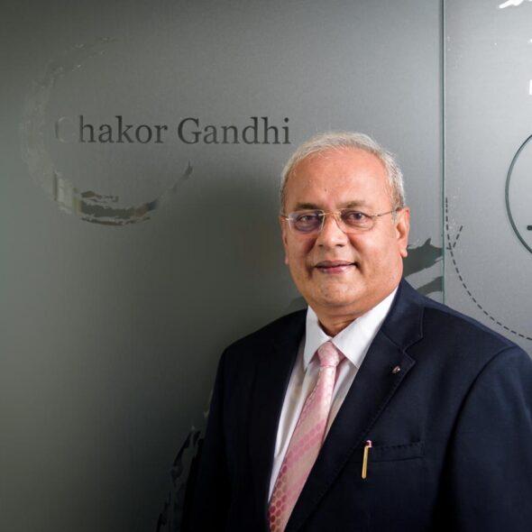 Chakor Gandhi