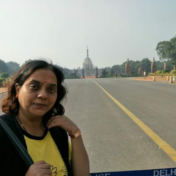 Kanchan Joshi