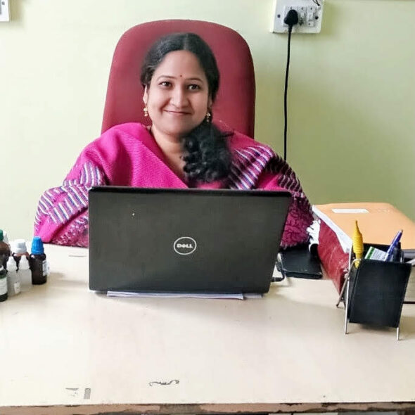 Dr. Anuja Mathkari