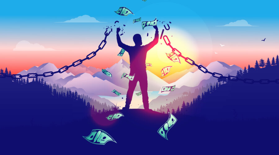 How to Attain Financial Freedom In Your 40's too!