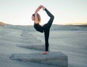 Yoga helps build concentration