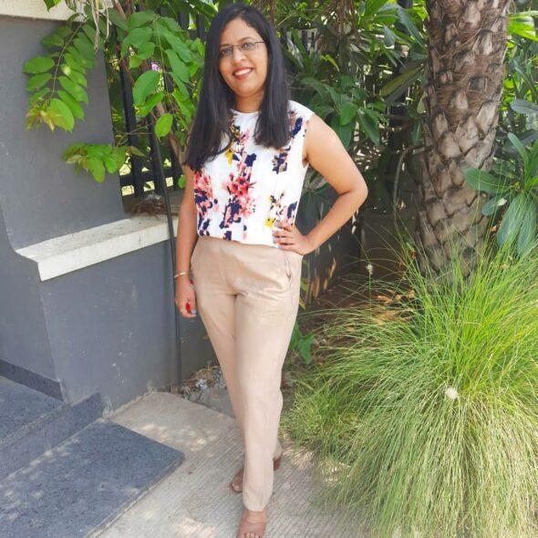 Eesha Deshpande Chakradeo