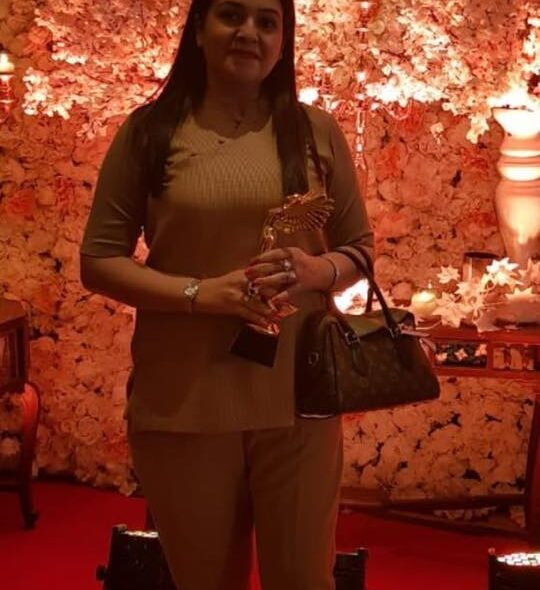 Bindiya sing chhabra