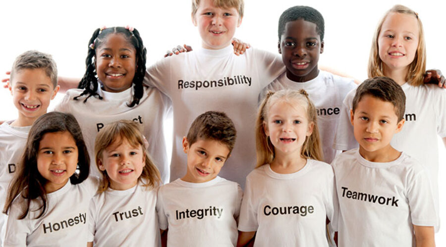 5 effective ways to inculcate moral values in children