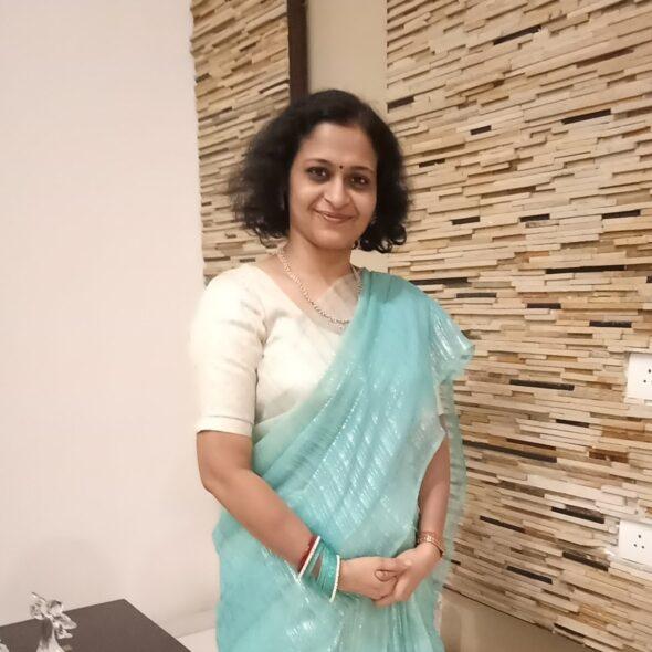 Anuradha Sharda