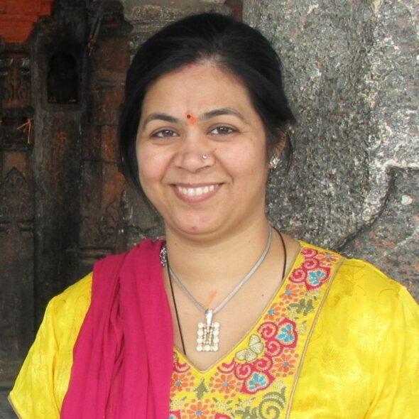 Upma Shrivastava
