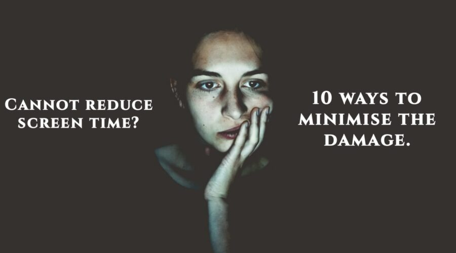 10 Ways to Reduce Screen Time During the Pandemic.