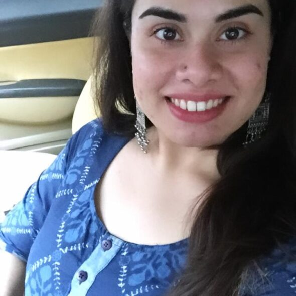 Shalmalee Gadgil