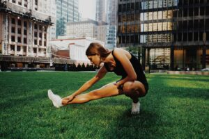 exercise as a morning routine for self-growth
